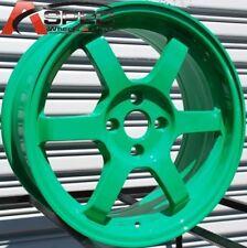15 ROTA GRID RIM 4X100 CIVIC CRX NEON CRX FIT XA WHEELS