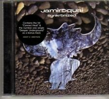 (BL890) Jamiroquai, Synkronized - 1999 CD