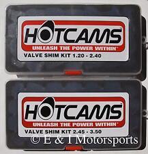 2001-2013 YAMAHA YZ250F YZ 250F YZF 250 *HOT CAMS VALVE SHIM KIT*