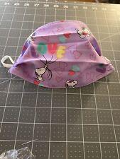 Mask Handmade Cotton Fabric ADULT Snoopy Peanuts Valentines Free Ship
