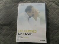 "DVD NEUF ""LES CHOSES DE LA VIE"" Michel PICCOLI, Romy SCHNEIDER"