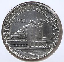 50 frank 1935 vlaams  pos.A * Prachtig * LEOPOLD III * nr 9447