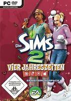 Die Sims 2 - Vier Jahreszeiten (Erweiterungspack)  (DVD-... | Game | Zustand gut