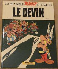 ASTERIX -19- / Le Devin / EO 1972 / TBE+
