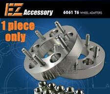"""1 Pc Wheel Adapters 5 Lug Dodge Ram 1500 1.25"""" Spacers 9/16"""""""