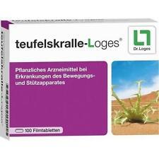 TEUFELSKRALLE-LOGES Filmtabletten 100 St PZN 11515865