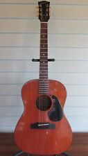 1965 Gibson LG-0 Mahogany Vintage Acoustic Guitar with Hardcase EXCL #281552