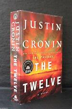 THE TWELVE Justin Cronin US UNCORRECTED PROOF / ARC The Passage