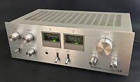 Ampli Vintage PIONEER SA-606 comme neuf - testé, réglé, vuemettres ok - garantie