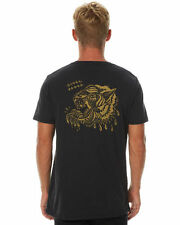 Globe Short Sleeve Solid T-Shirts for Men