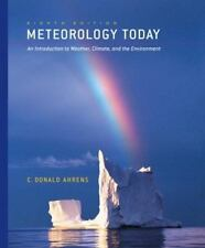 Meteorology Today: An Introduction to Weather, Climate, and the Environment wit