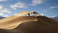 """Mac OS Mojave 10.14 SSD 120GB 2.5"""" Macbook Pro 2012 Mini 2012 A1278 A1286 A1347"""