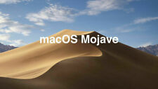 "120GB Solid State PRE-LOADED MAC OSX  Mojave. 2.5"" SSD for Macbook Pro Mid 2012"