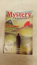 Alfred Hitchcock's Mystery Magazine June 2001--NEW