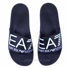 Emporio Armani EA7 Mens Sandal Blue XCP001 XCC22 Flip Flop shoes