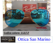 Ray-ban-rb3025- Aviator -flash- Lenses -occhiali da Sole/ Sunglassess 58 3025 167/1m