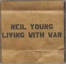 Living with War by Neil Young CD May 2006 Reprise