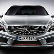 Original Mercedes-Benz Kühlergrill 1 Lamelle schwarz Diamantgrill A-Klasse W176