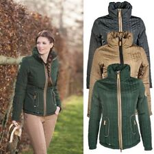 Equestrian Jackets for Women with 2-way Zip