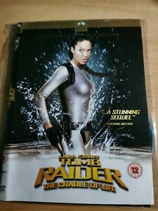 TOMB RAIDER..THE CHRONICALS OF LIFE.. DVD 12