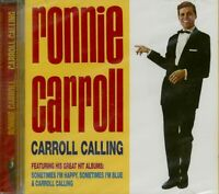 RONNIE Carroll Calling (1998) 24-track CD NEW/SEALED
