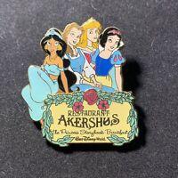 WDW Breakfast Series The Princess Storybook Breakfast Disney Pin 32164
