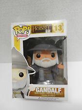 NEW Funko Pop Gandalf #13 W/ Hat The Hobbit Vaulted Retired Rare