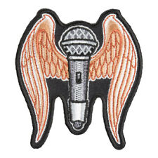 Voice Of An Angel Microphone Patch, Music Theme Patches