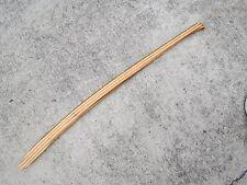 45 INCH WOOD TILLER RUDDER HANDLE SAIL BOAT STEERING CONTROL
