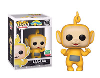 Funko Pop Television Teletubbies - Laa-Laa Exclusive 746 Limited edition Rare