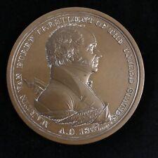 Martin Van Buren Indian Peace Medal 76mm Second Reverse IP-17