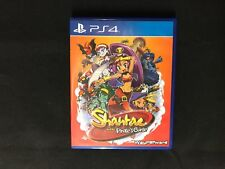 Limited Run Games LRG #25 Shantae and the Pirate's Curse PS4 Sony Playstation 4