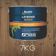 Bostik Laybond Wood Adhesive 7kg For Hardwood or Real Wood Flooring
