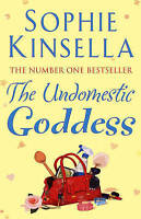 The Undomestic Goddess, Sophie Kinsella | Paperback Book | Very Good | 978055277