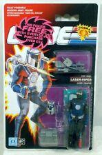 GI Joe Cobra Laser Viper Laser Trooper 1991 Mint On UK Card Hasbro England