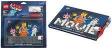 LEGO 850898-THE LEGO MOVIE Schreibset-Writing Set-Stop Motion-OVP-Neu-New-rare