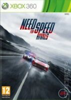 Xbox 360 Need for Speed Rivals - Very Good - 1st Class Delivery