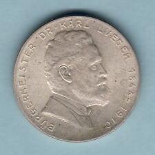 New listing Austria. 1935 2 Schillings. Lueger. Unc