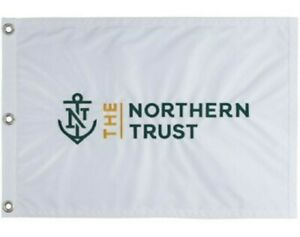 THE NORTHERN TRUST Embroidered Golf FLAG