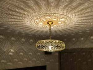 Moroccan Ceiling Lamp Handmade