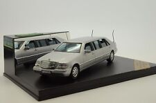 Mega RARE !! Mercedes S600 Limousines Pullman 1999 Vitesse VMC99025 1/43