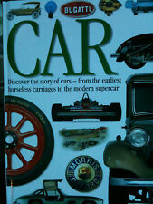 CAR Dorling Kindersley THE STORY OF CARS by Richard Sutton ISBN 9780863184123
