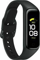 """Genuine Samsung Galaxy Fit 2 Smart Watch 1.1"""" AMOLED SM-R220NZKAXAR - Black"""