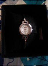 Stainless Steel Silver Watch With Box (Silver)