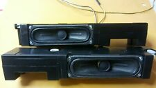 SAMSUNG UN55J6200AF REPLACEMENT SPEAKERS LEFT RIGHT CABLES BN96-21669K