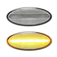 WEISSE LED Seitenblinker Opel Vectra B Caravan Irmscher i500 i30 Vauxhall