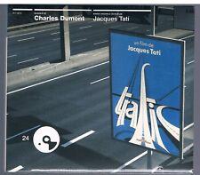 TRAFIC CHARLES DUMONT JAQUES TATI  OST CD F.C. SIGILLATO!!!