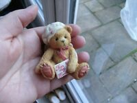 CHERISHED TEDDIES 869074 'FROM MY HEART' BOXED WITH CERTIFICATE