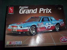 AMT  1/16  scale  Richard  Petty  Pontiac Grand  Prix  model car -- OLDIE