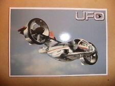 GERRY ANDERSON UFO DVD POSTCARD  vol 2 no 3  ED BISHOP SHADAIR SHADO NEW